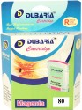 Dubaria 80 / C4847A Cartridge - HP Compatible For Use In Designjet 1050c Plus Printer ,1055 , 1000 , 1050c , 1055 Magenta Ink (Magenta)