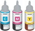 Epson L Series Printer Tricolor Ink (Cyan, Megenta, Yellow)