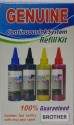 Genuine Ink Jet Black, Yellow, Cyan, Magenta Ink (black, Yellow, Cyan, Magenta)