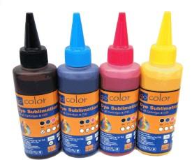 GoColor Epson Sublimation Ink Magenta Ink - Yellow, Magenta, Cyan, Black