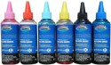 GoColor EPSON L Series Inkjet Ink Black Ink - Black, Light Magenta, Magenta, Yellow, Light Cyan, Cyan