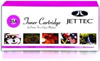JETTEC 35A Black Toner