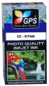 GPS Refill Ink CYAN Ink (Cyan)