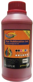 GoColor Sublimation 500 ml Magenta Ink