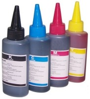 Fine Print For Hp, Canon, Brother And Epson Printers Black,Cyan,Yellow And Magenta Ink (Multi Colour)