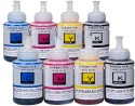 Inkpro Ink Set For Epson Printer L100 / L110 / L200 / L210 / L220 / L300 / L350 / L355 / L550[ Set Of 4 Colors ] Multi Color Ink (Cyan, Magenta, Yellow, Black)