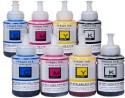 Inkpro Ink Set For Epson Printer L100 / L110 / L200 / L210 / L220 / L300 / L350 / L355 / L550[ Set Of 4 Colors ] Multi Color Ink (Cyan, Magenta, Yellow, Black)