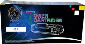 JK Cartridge 12A Black Toner
