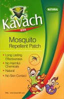 Kavach Mosquito Repellent Patch (Pack Of 5)