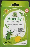 Surety For Safety Mosquito Repellent 12 Patch (Pack Of 1)