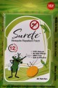Surete Mosquito Repellent Patch - Pack Of 20