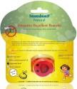 Healthbuddy Natural Mosquito Repellent Bracelet Red - Pack Of 1, 1 Bracelet