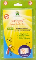 Aringel Herbal Mosquito Repellent Patch (10 Pcs) 2nd Genration (Pack Of 10)