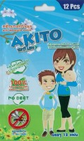 Akito Mosquito Patches (Pack Of 12, 50 G)