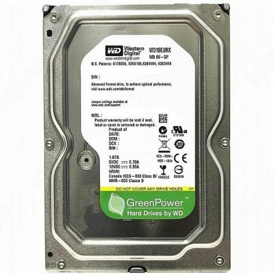WD AV-GP (WD10EURX) 1TB Desktop Internal Hard Disk