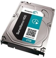 Seagate Surveillance HDD 4 TB Desktop Internal Hard Drive (ST4000VX000)