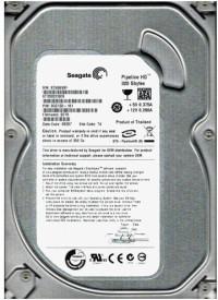 Seagate Pipeline HD (ST3320310CS) 320GB Desktop Internal Hard Disk