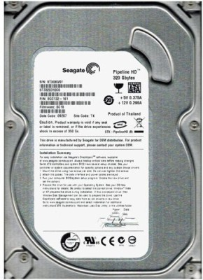 Seagate Pipeline HD (ST3320310CS) 320GB Desktop Internal Hard Disk