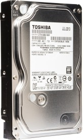 Toshiba DT01ABA100V 1 TB Desktop Internal Hard Disk