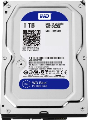 Blue WD10EZRZ 1TB Internal Hard Disk