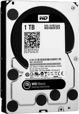 WD (WD1003FZEX) 1TB Desktop Internal Hard Disk