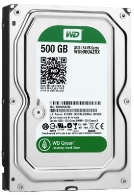 WD Caviar (WD5000AZRX) 500GB Desktop internal Hard Disk