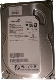 HP (QK554AA) SATA 500GB Desktop Internal Hard Drive