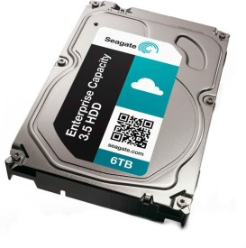 Seagate Enterprise Capacity 3.5 (ST6000NM0024) 6TB Desktop Internal Hard Disk