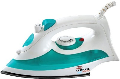 POLAR ULTIMATE Steam Iron (WHITE/GREEN)