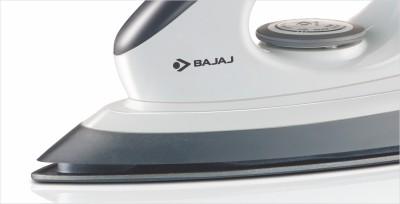 Bajaj Majesty DX 8 Dry Iron (Grey and White)