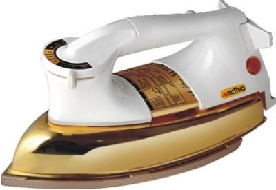 Activa Plancha L/W Gold Dry Iron (White)