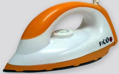 Iron 9x4 orange AW009 Dry Iron