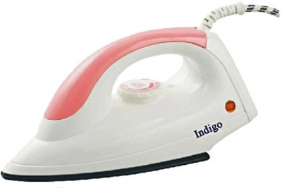 Indigo Pari ISI Mark Dry Iron (White)