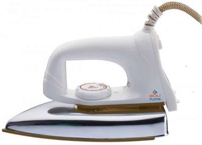 Bajaj Populer Vx Dry Iron (White)