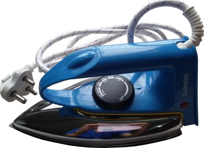 Crompton Greaves WD Dry Iron (Blue & Yellow)