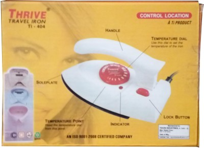 Thrive Ti-404 Dry Iron (White)