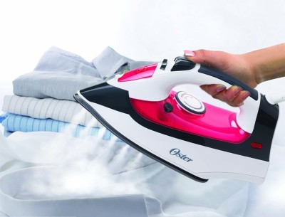 Oster 4420 Steam Iron (White, Black)