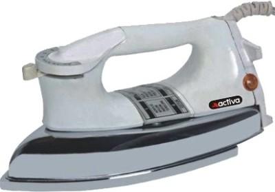 Activa Plancha H/W Dry Iron (White)
