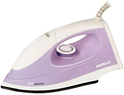 Havells Jio Heritage Dry Iron (Purple)