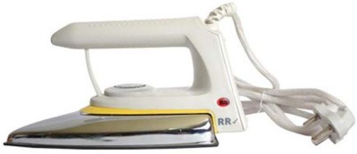 RR Silk Flow Dry Iron (White)