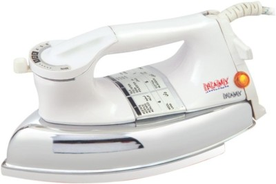 ramy Plancha Light Weight Dry Iron (White)