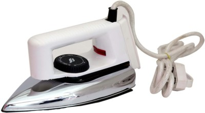 Speed Waves Popular Dry Iron (White)