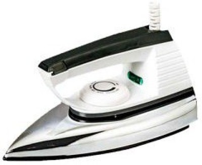Polar 1000W M2 ISI Mark Dry Iron (White)