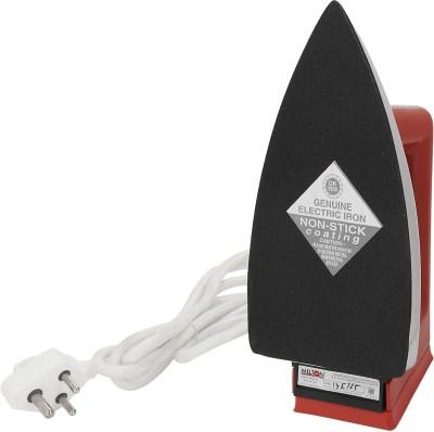 Heatron Milton Dry Iron (Black, Silver)