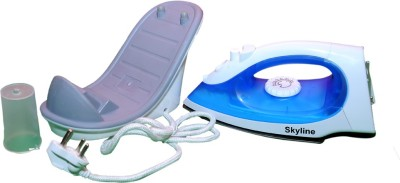 Skyline Cordless VTL-7025 Steam Iron (Blue)