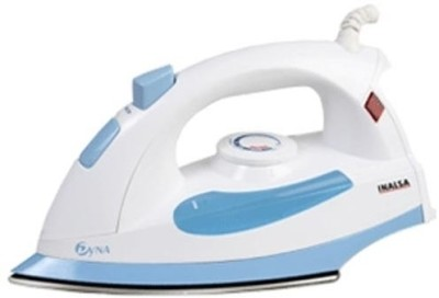Inalsa Dyna 1200 W Steam Iron (White & Blue)