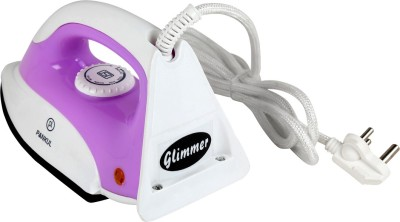 Pankul Glimmer Dry Iron (White, Purple)