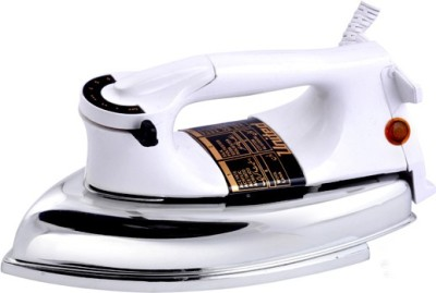 United Plancha Isi Mark Dry Iron (White)
