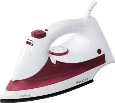 Havells Aspire Steam Iron (Red)