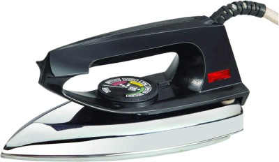 Luxmi chrome Dry Iron (Black)
